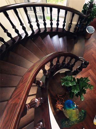 140平米四室三厅混搭风格楼梯间装修案例