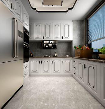140平米四室四厅其他风格厨房图片大全