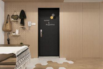 80平米三室一厅北欧风格其他区域图