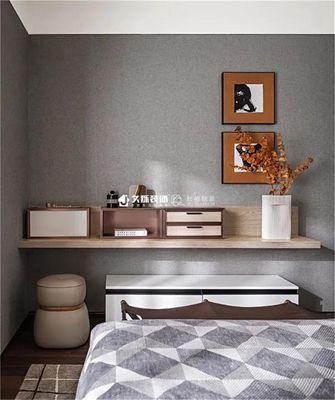 130平米三室两厅现代简约风格梳妆台装修案例