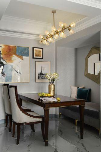30平米以下超小户型现代简约风格餐厅欣赏图
