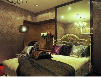 20万以上90平米一室两厅欧式风格卧室图