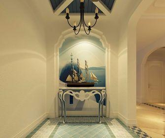 140平米别墅地中海风格玄关装修图片大全
