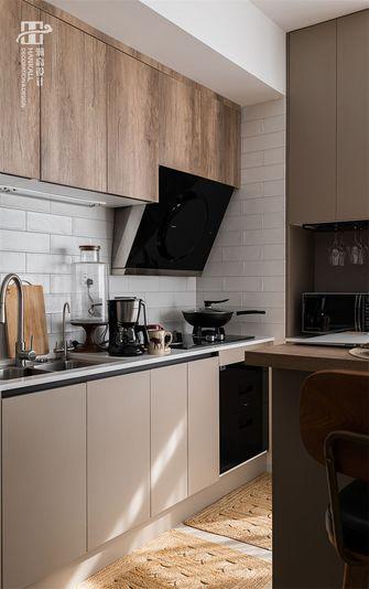 60平米一室一厅混搭风格厨房装修效果图