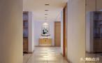 120平米三室两厅中式风格中式家具装修案例