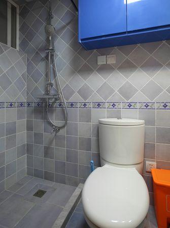 70平米一室两厅美式风格卫生间效果图