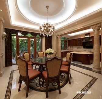 140平米别墅欧式风格餐厅图片大全