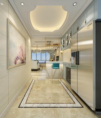120平米三室两厅欧式风格厨房欣赏图