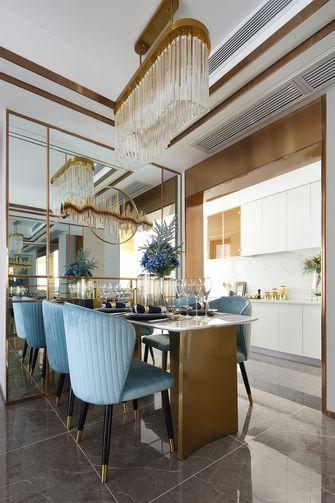 100平米三室两厅混搭风格餐厅图片大全