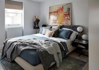 140平米四室五厅现代简约风格卧室设计图