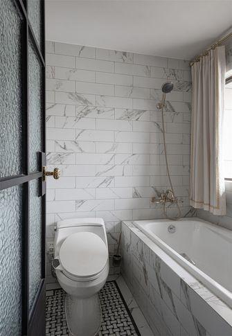 140平米三室一厅美式风格卫生间装修案例