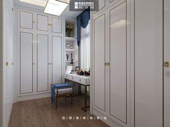 140平米别墅新古典风格衣帽间鞋柜图