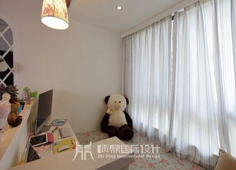 10-15万110平米三室两厅田园风格书房欣赏图