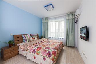 140平米四室三厅田园风格卧室图片