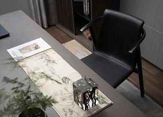 140平米三现代简约风格书房欣赏图