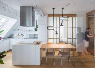50平米一居室日式风格餐厅装修效果图