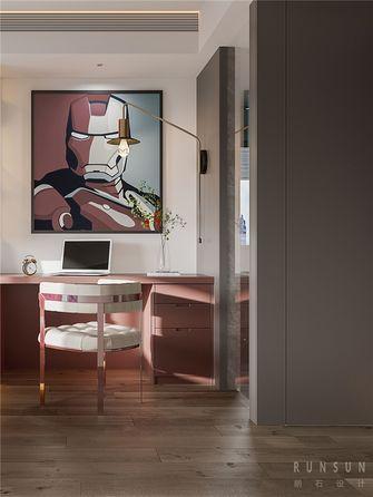 20万以上140平米复式现代简约风格儿童房欣赏图