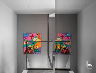 140平米四室一厅现代简约风格楼梯间图片