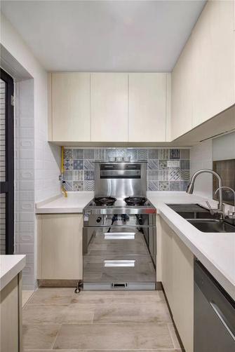 3万以下60平米北欧风格厨房欣赏图