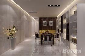 140平米復式現代簡約風格餐廳裝修圖片大全
