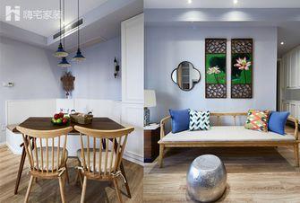 70平米混搭风格厨房家具欣赏图
