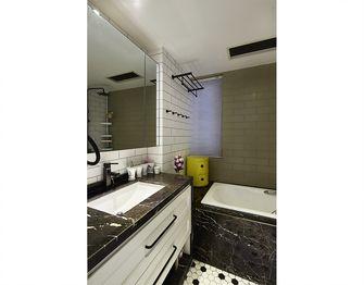 100平米三室两厅现代简约风格卫生间图片