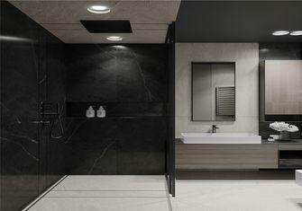 60平米一居室混搭风格卫生间装修效果图