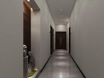 140平米四室一厅中式风格走廊图片