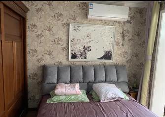 50平米一室两厅其他风格卧室装修案例