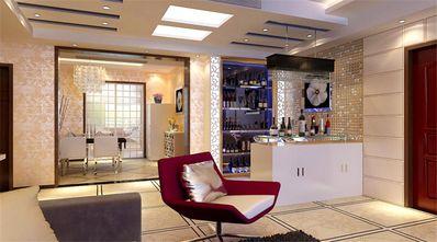 5-10万100平米三室三厅东南亚风格书房欣赏图
