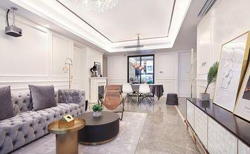 120平米三室两厅宜家风格客厅欣赏图