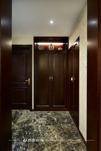 130平米三室两厅美式风格走廊装修效果图