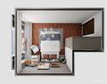 经济型140平米四室两厅现代简约风格阳光房效果图