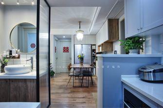 80平米三室两厅北欧风格走廊图片