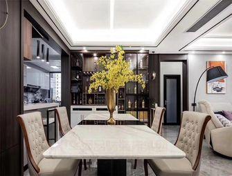 140平米三室三厅中式风格餐厅效果图