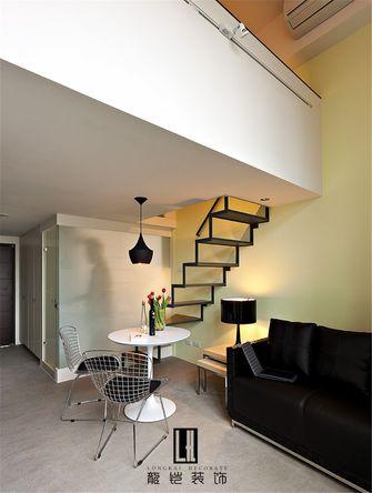 经济型90平米复式宜家风格楼梯装修效果图