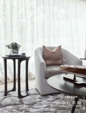 140平米复式现代简约风格阳光房图片大全