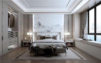 130平米四室两厅中式风格卧室装修图片大全