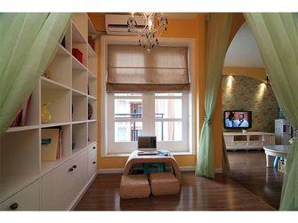 经济型90平米三室一厅东南亚风格阳光房效果图