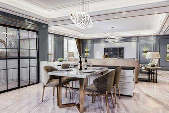 140平米四室一厅北欧风格餐厅装修案例