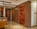 100平米三室一厅其他风格玄关图