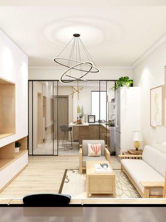 50平米公寓其他风格客厅图片
