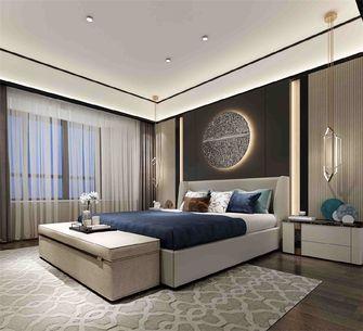 120平米三室两厅新古典风格卧室装修图片大全