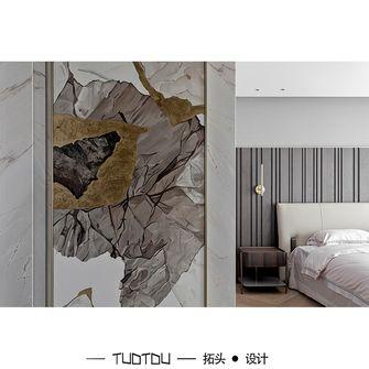 豪华型140平米别墅中式风格卧室设计图