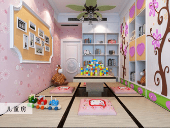 15-20万110平米三室两厅欧式风格储藏室装修图片大全