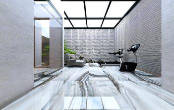 140平米别墅现代简约风格健身室装修效果图