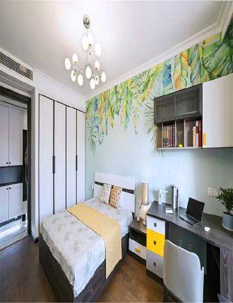 140平米三室三厅中式风格儿童房欣赏图