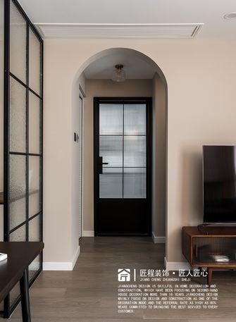 60平米一室两厅北欧风格走廊装修效果图