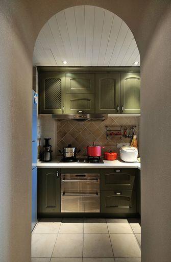 90平米地中海风格厨房欣赏图