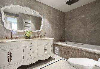140平米别墅美式风格卫生间图片大全